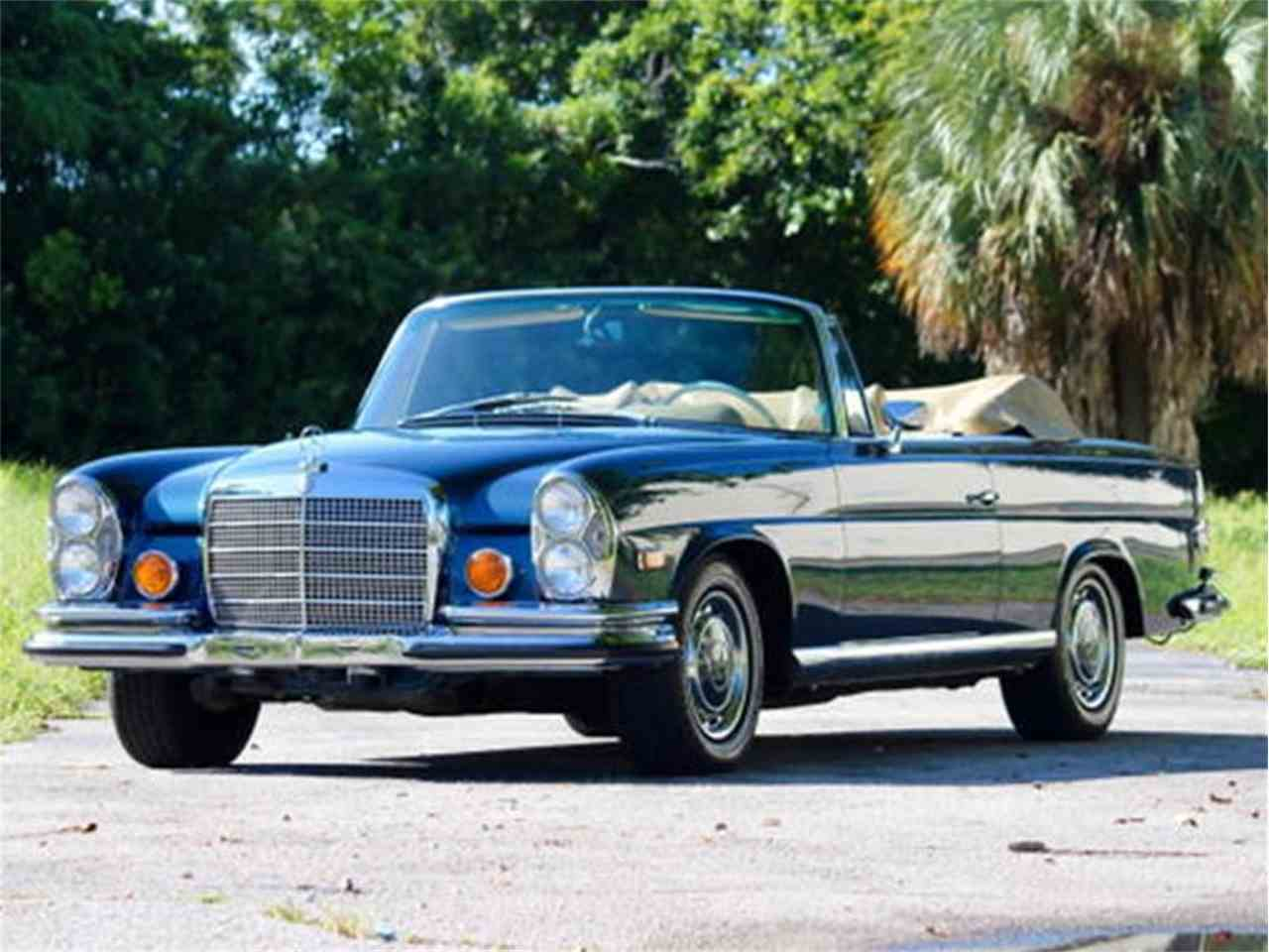 1971 Mercedes Benz 280se For Sale Classiccars Com Cc