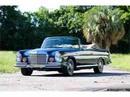 1971 Mercedes-Benz 280SE for Sale - CC-989040