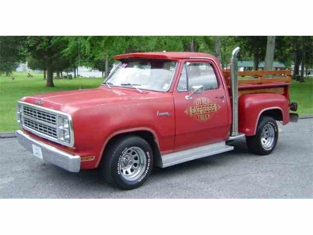 1979 Dodge Little Red Express | 980905