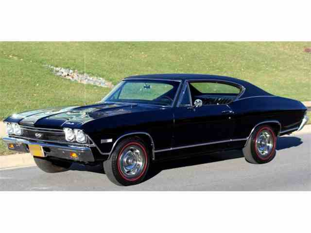 1968 Chevrolet Chevelle SS 396 Coupe | 989052