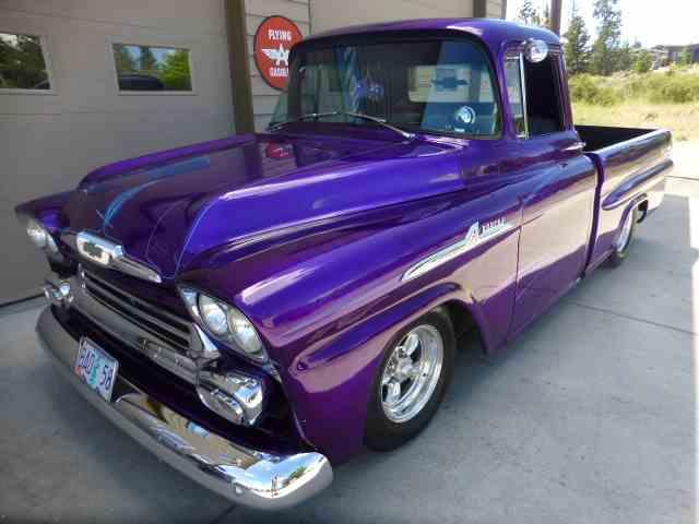 1958 Chevrolet Apache | 989053