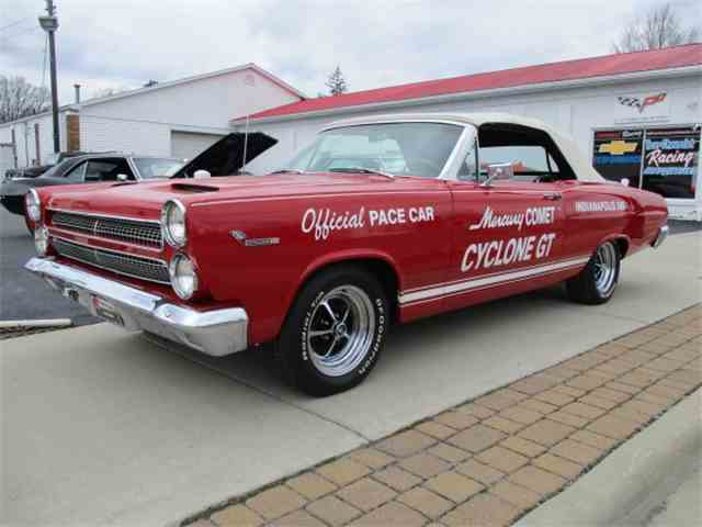 1966 Mercury Comet GT Indy Pace Car | 989054