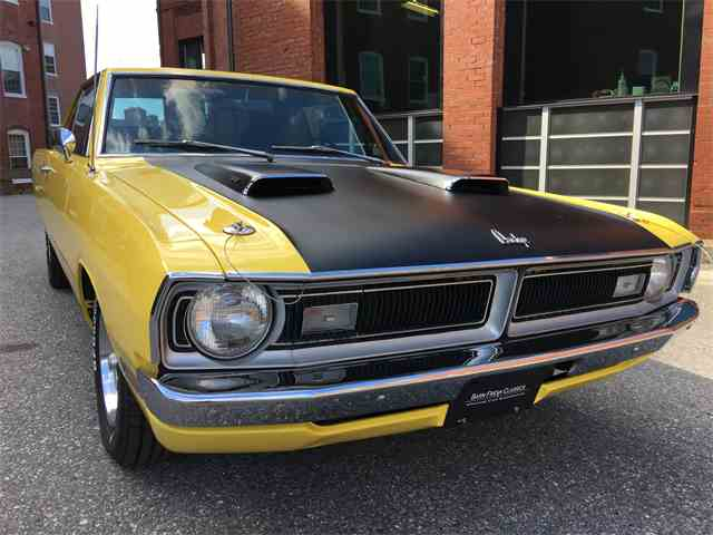 1970 Dodge Dart Swinger | 989056