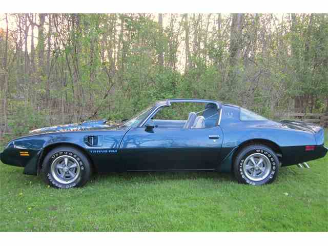 1979 Pontiac Firebird Trans Am | 989066