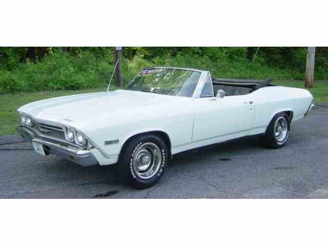 1968 Chevrolet Chevelle | 980907