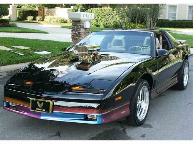1986 Pontiac Firebird Trans Am | 989070