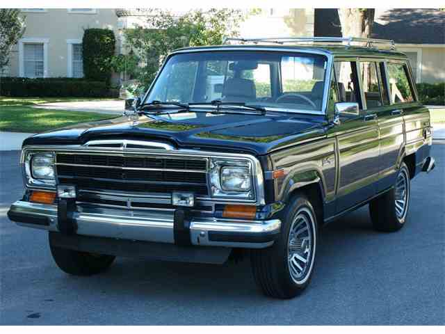 classic jeep wagoneer for sale on 20 available. Cars Review. Best American Auto & Cars Review
