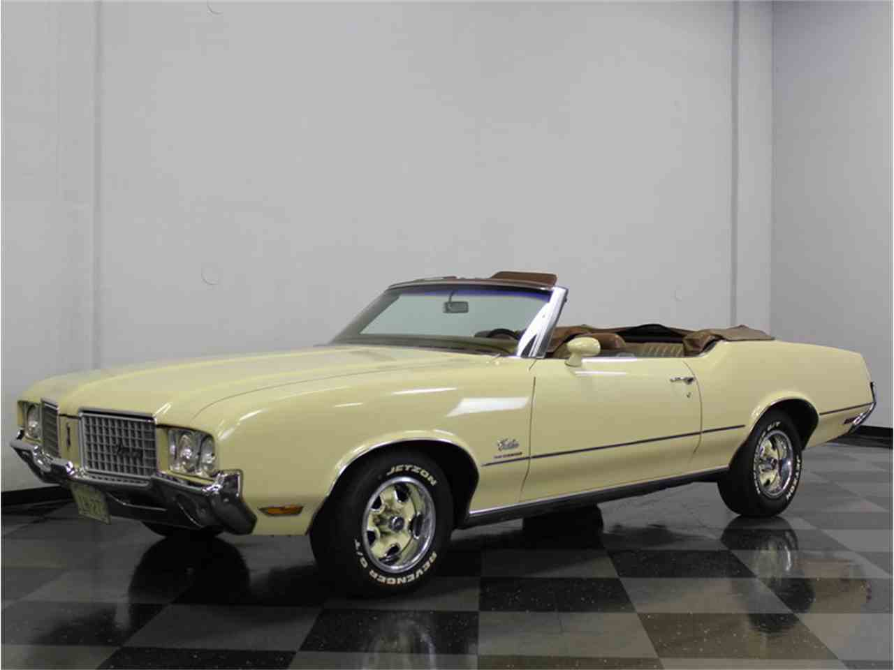 1972 oldsmobile cutlass supreme for sale cc 989072. Black Bedroom Furniture Sets. Home Design Ideas