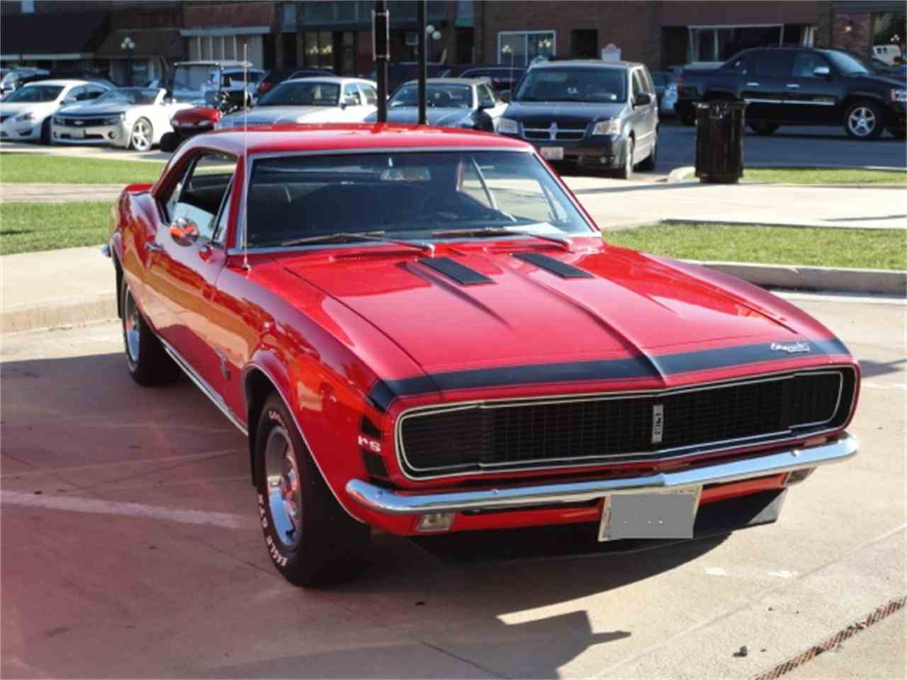 Large Picture of Classic 1967 Chevrolet Camaro RS located in Illinois Offered by a Private Seller - L76C