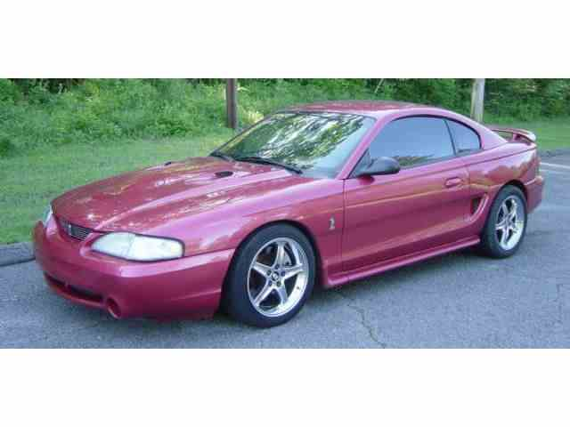 1998 Ford Mustang Cobra | 980908