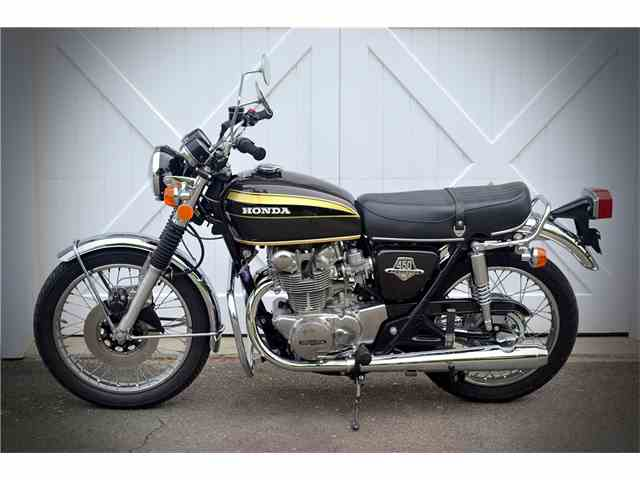 1973 Honda Motorcycle | 989081
