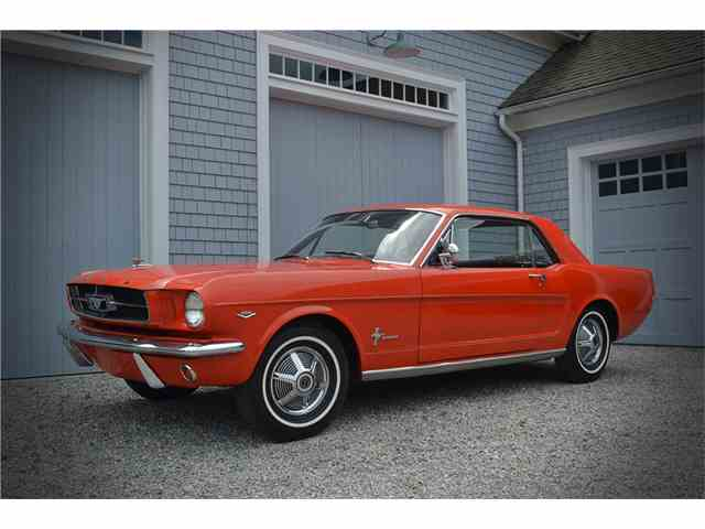 1965 Ford Mustang | 989083