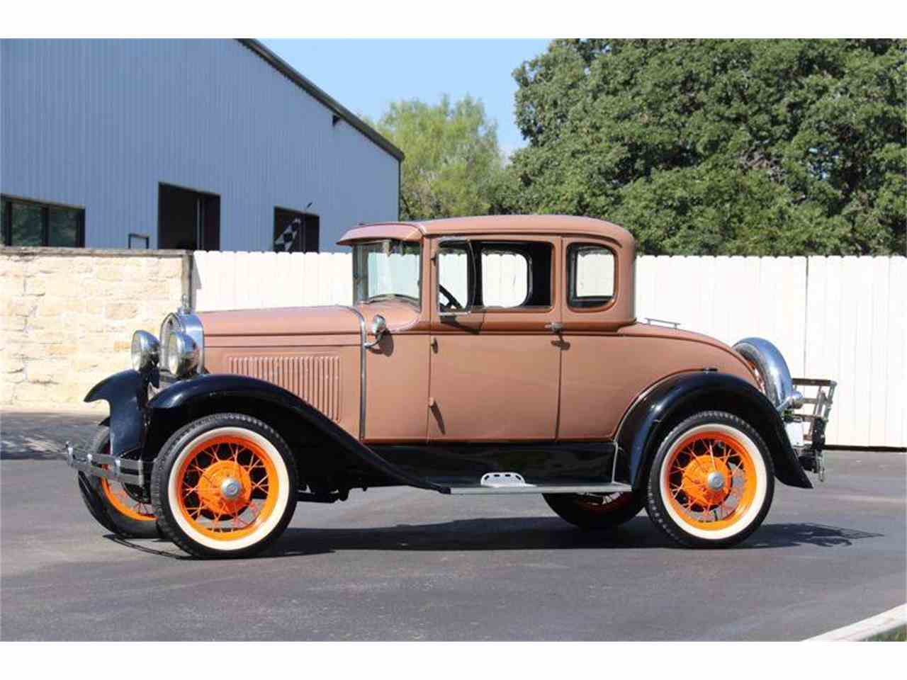 1930 Ford Model A For Sale Cc 989119