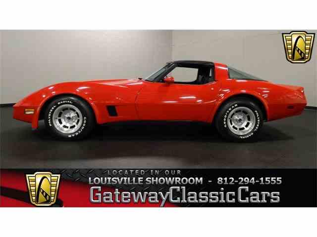 1981 Chevrolet Corvette | 989124