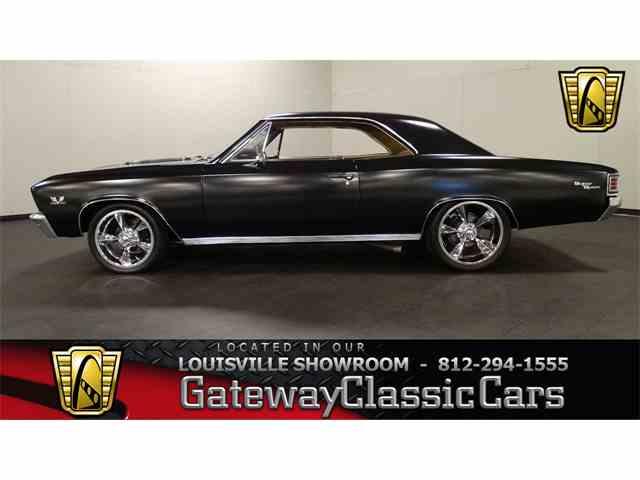 1967 Chevrolet Chevelle   989128
