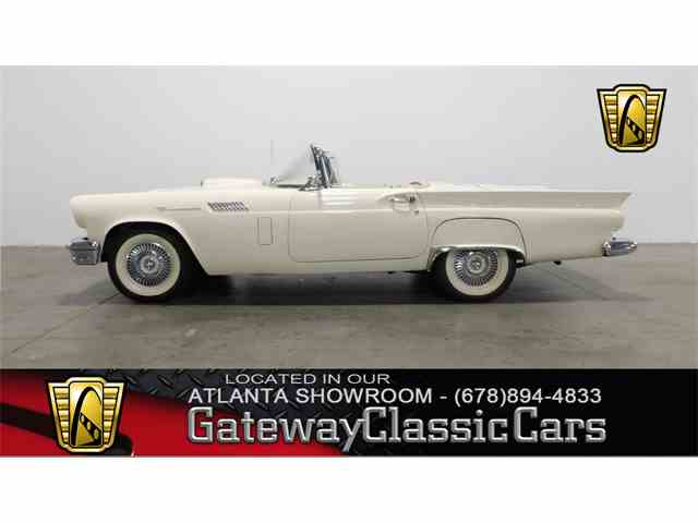 1957 Ford Thunderbird | 989134