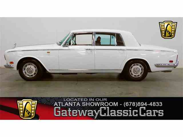 1969 Rolls-Royce Silver Shadow | 989135