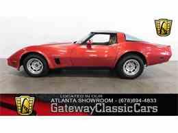Picture of '82 Corvette located in Georgia Offered by Gateway Classic Cars - Atlanta - L780