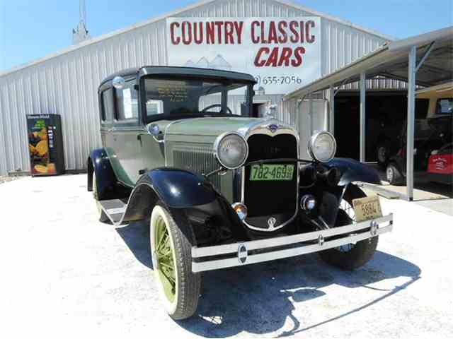 1931 Ford Model A | 989137
