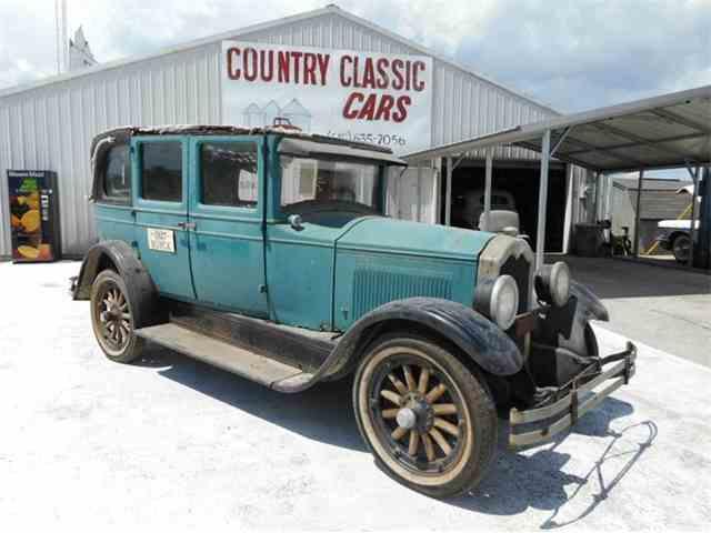 1927 Buick Sedan | 989138