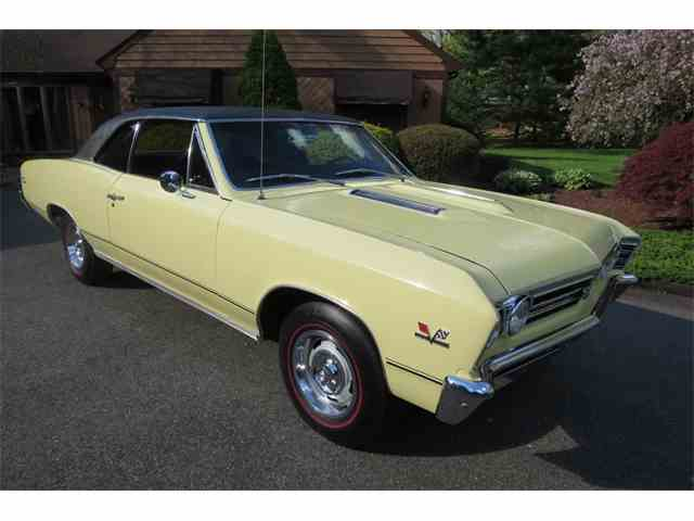 Chevrolet Chevelle For Sale On Classiccars Com Available