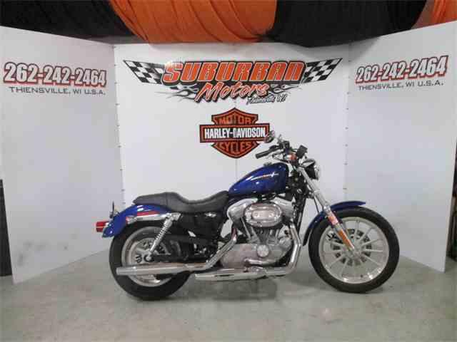 2006 Harley-Davidson® XL883L - Sportster® 883® Low   989151