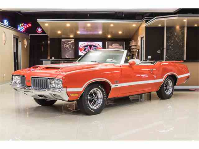1970 Oldsmobile Cutlass | 980917