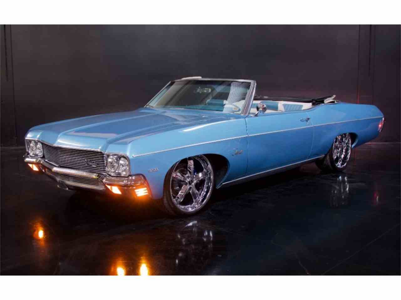 1970 chevrolet impala for sale cc 989177. Black Bedroom Furniture Sets. Home Design Ideas