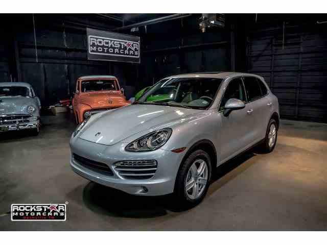 2012 Porsche Cayenne | 989179