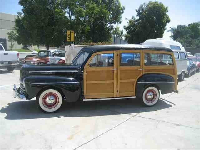 1947 Ford Woody Wagon | 980918