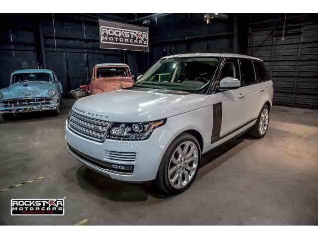 2014 Land Rover Range Rover | 989181