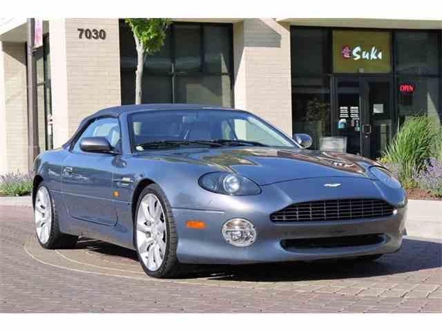 2003 Aston Martin DB7 | 989185