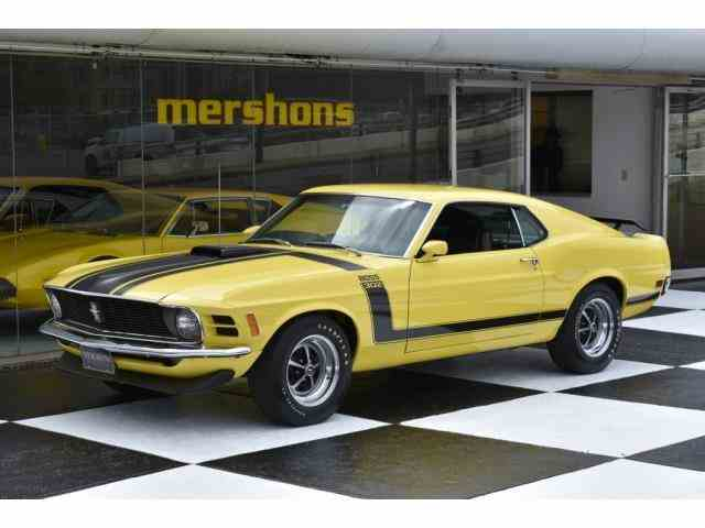 1970 Ford Mustang | 989204