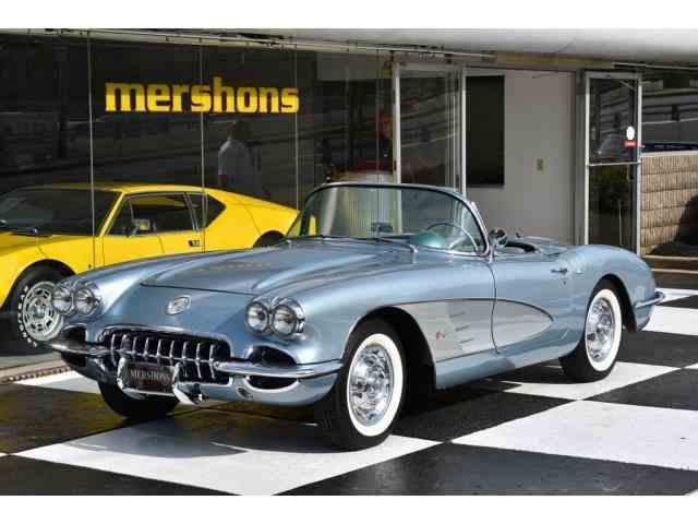 1958 Chevrolet Corvette | 989207