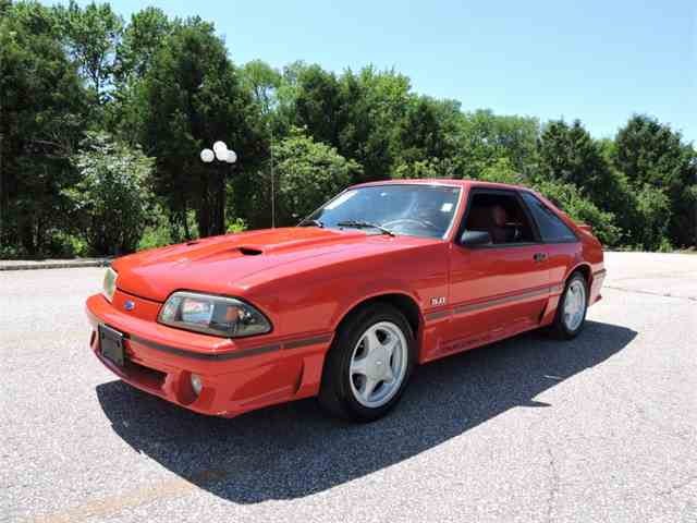 1987 Ford Mustang | 989210