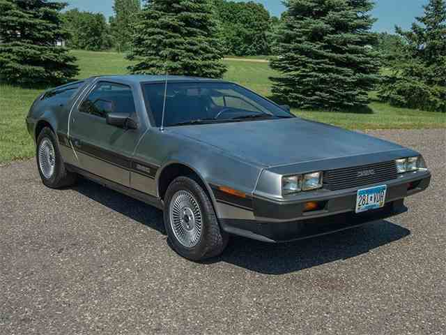 1981 DeLorean DMC-12 | 989215