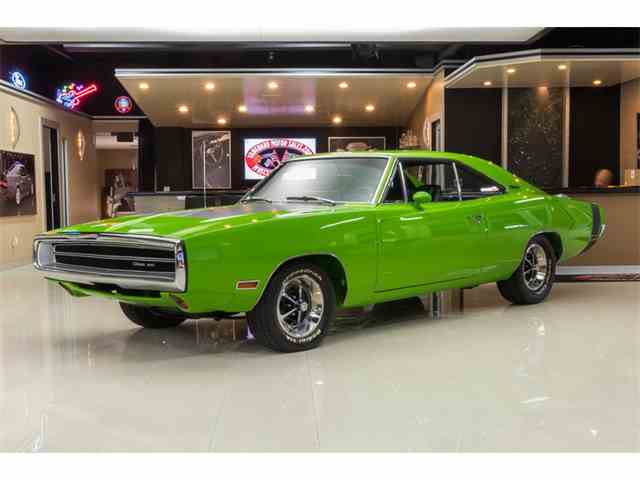 1970 Dodge Charger For Sale On ClassicCars.com