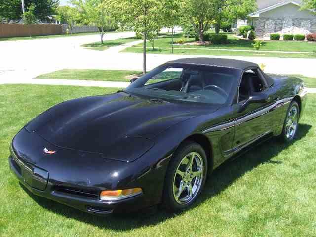 2000 Chevrolet Corvette | 989224