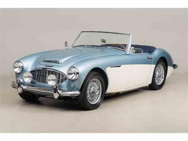 1957 Austin-Healey 100-6 | 989227