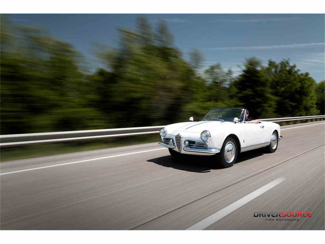 Large Picture of '58 Giulietta Spider - L7AM