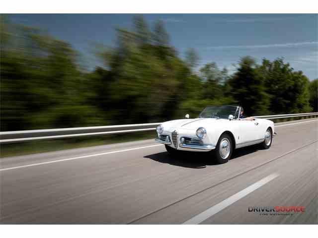 1958 Alfa Romeo Giulietta Spider | 989230