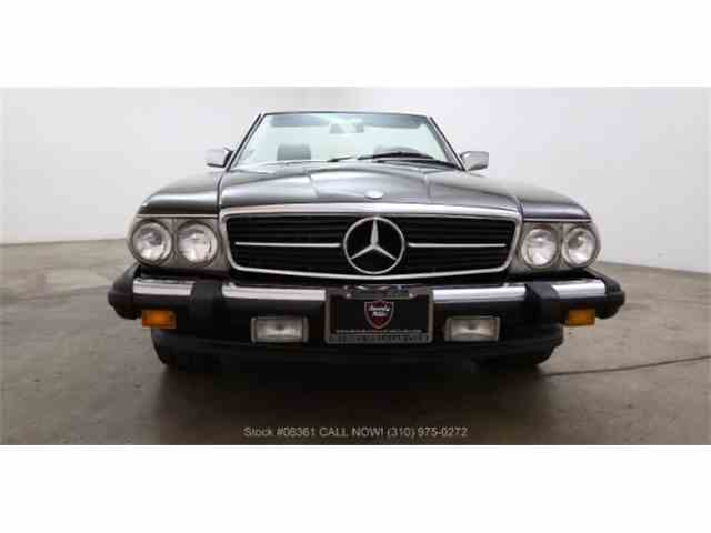 1987 Mercedes-Benz 560SL | 989233