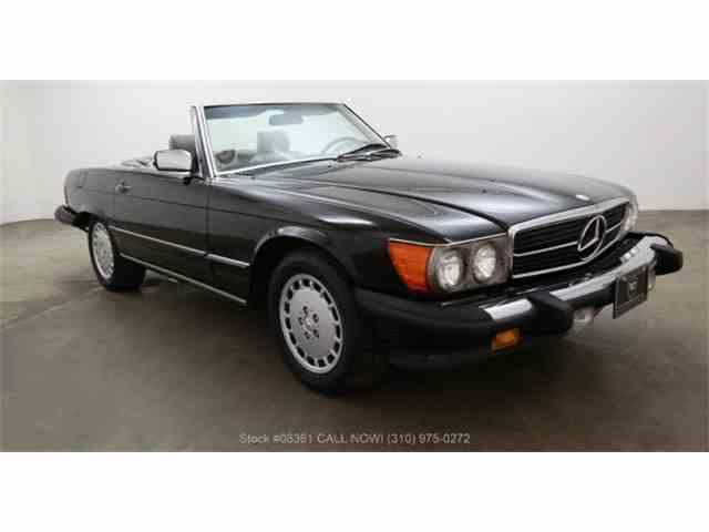 1987 Mercedes-Benz 560SL | 989233