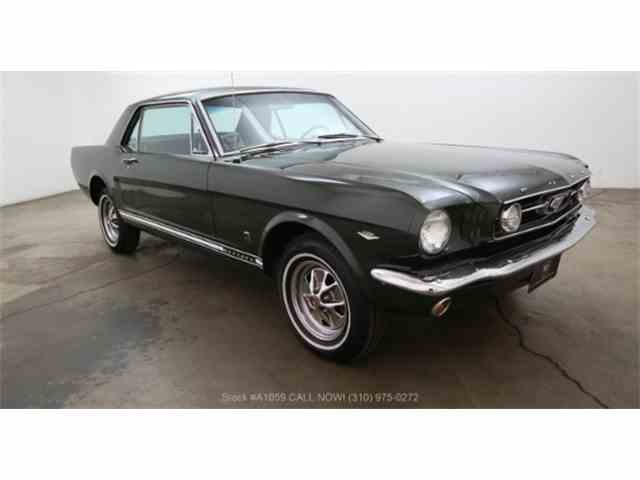 1966 Ford Mustang GT | 989234