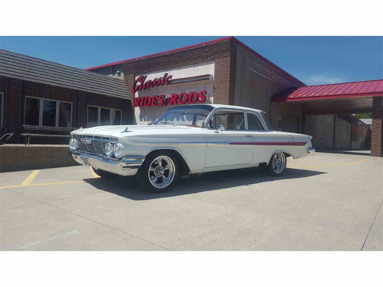 Large Picture of Classic '61 Bel Air located in Annandale Minnesota - $32,900.00 Offered by Classic Rides and Rods - L7AR