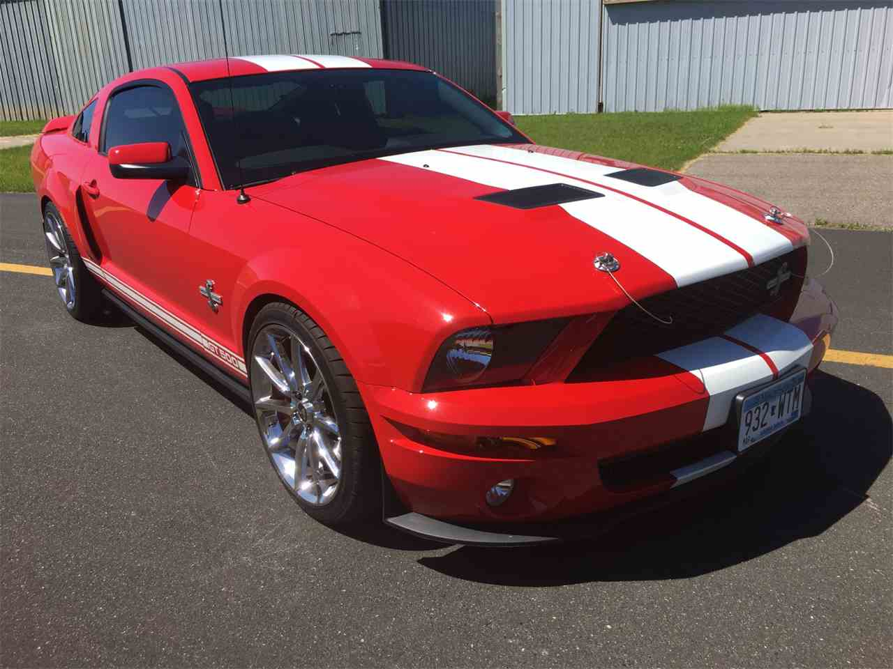 Large Picture of '07 Mustang Shelby GT500 - L7AT