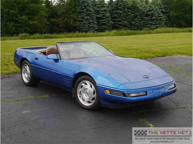 1993 Chevrolet Corvette | 989240