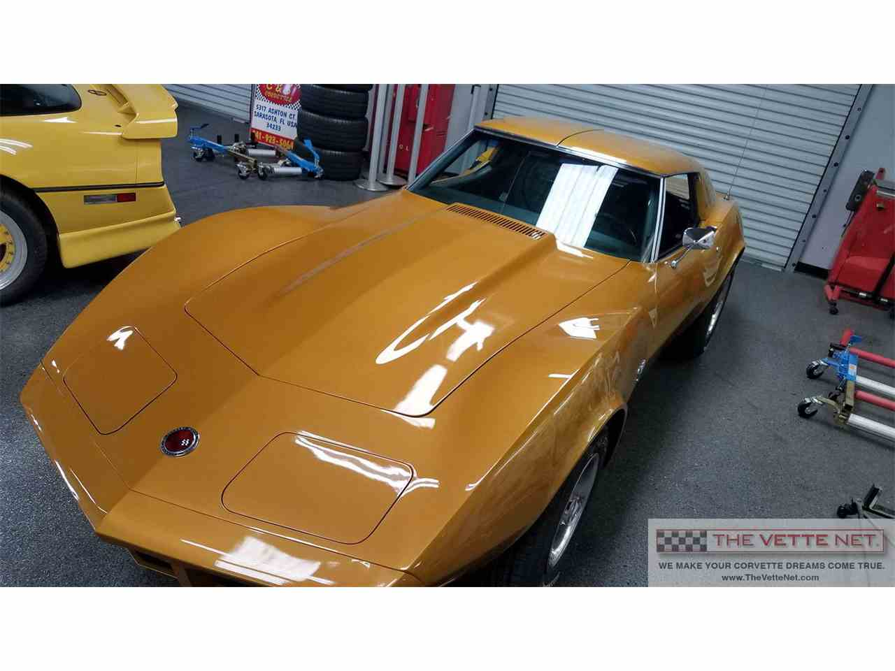 Picture of 1973 chevrolet corvette coupe exterior - Photo 2