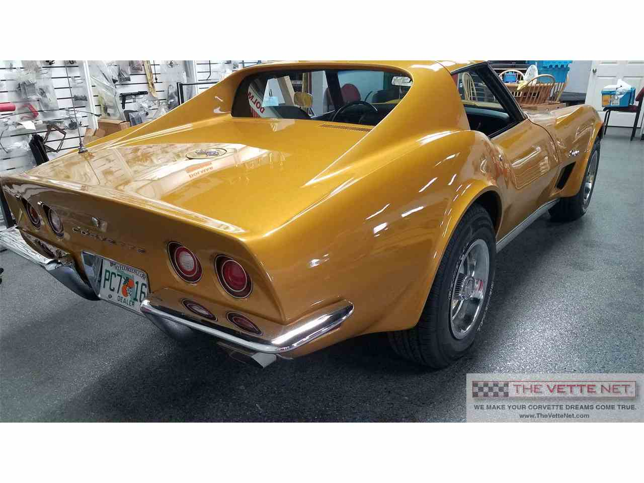 Picture of 1973 chevrolet corvette coupe exterior - Photo 4