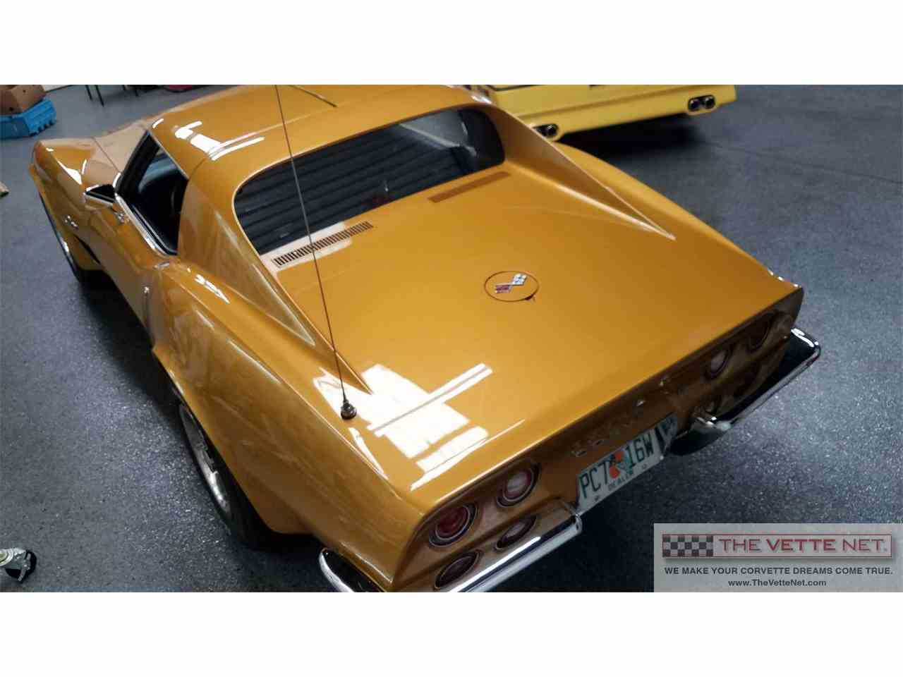Picture of 1973 chevrolet corvette coupe exterior - Photo 8